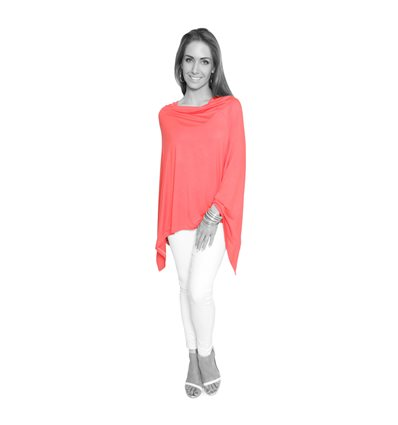 Coral Lightweight Wrap