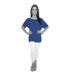 Navy Tunic Top